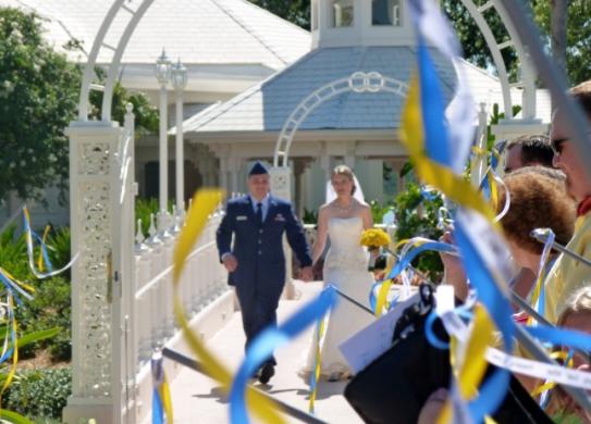 Disney wedding - Disney in your Day