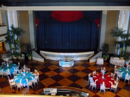Inside the Atlantic Dance Hall