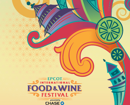 At Mouse on the Mind, Melissa Sue is counting down to the Food and Wine festival!