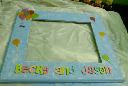 Up Picture Frame - Disney in your Day