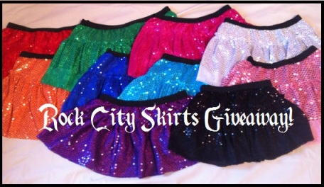 rock city skirts giveaway