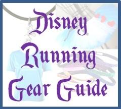 disney running gear guide