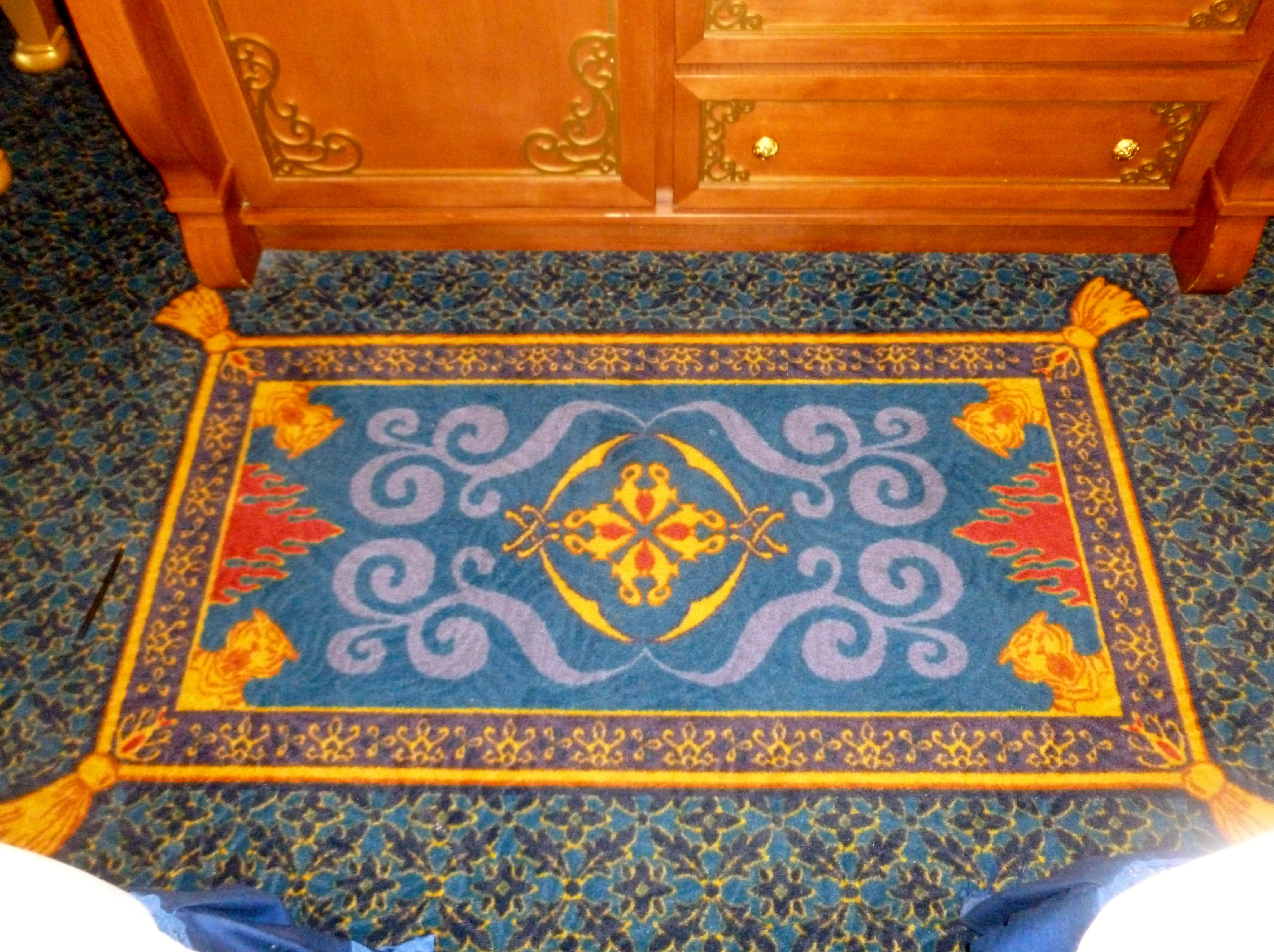 Aladdin Magic Carpet Rug Carpet Vidalondon