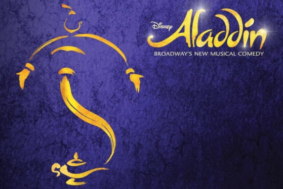 Aladdin on Broadway - Disney in your Day
