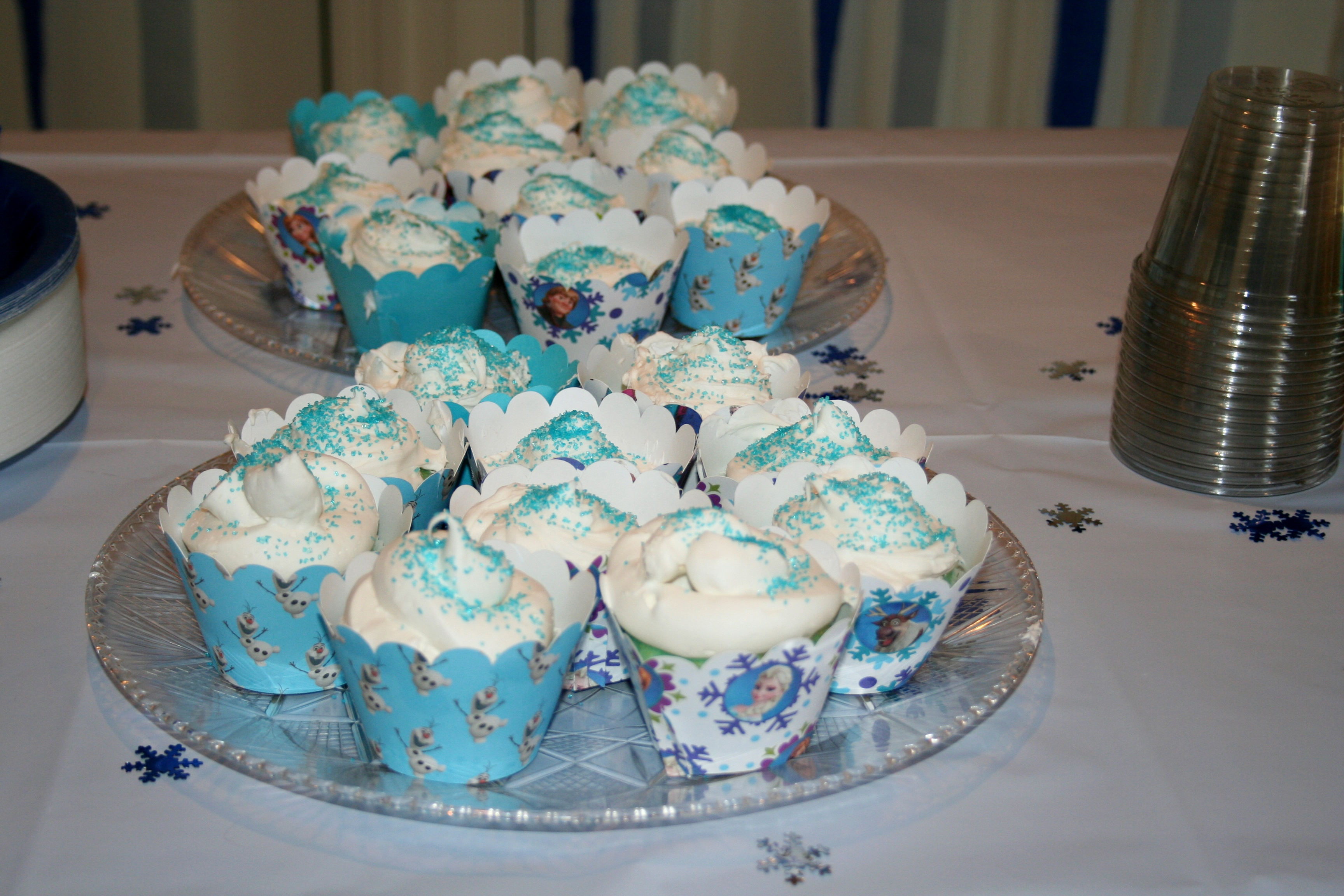 Throwing A Frozen Birthday Party Disney In Your Day
