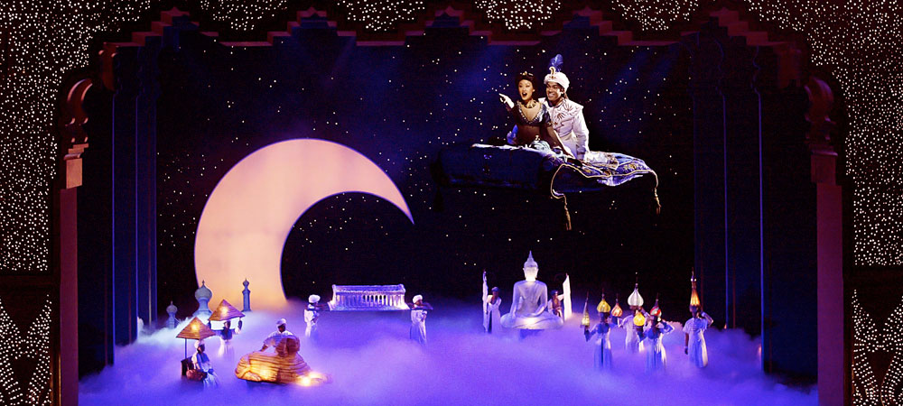 Aladdin On Broadway Disney In Your Day