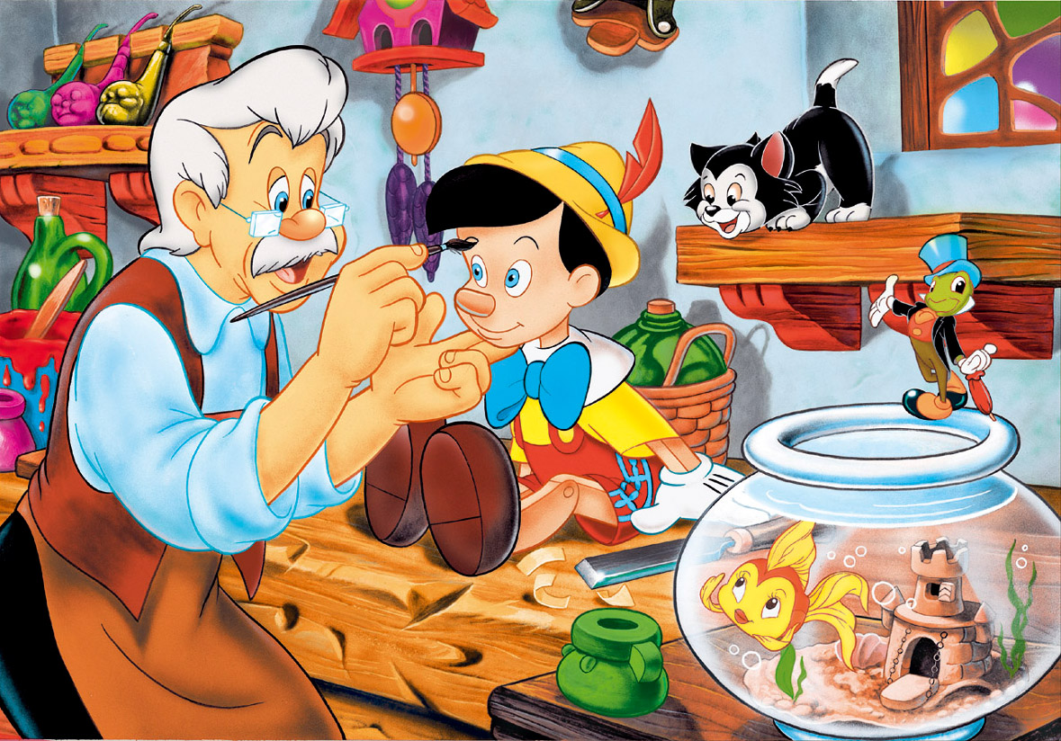 Thoughts on Pinocchio - Disney in your Day