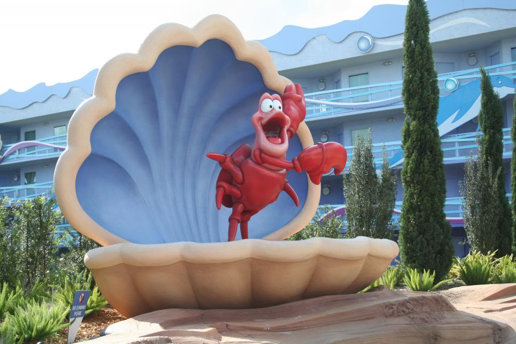 Art of Animation resort - Disney in your Day