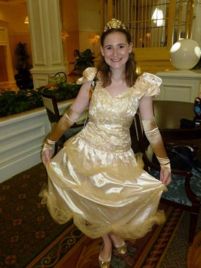 Belle Halloween costume - Disney in your Day