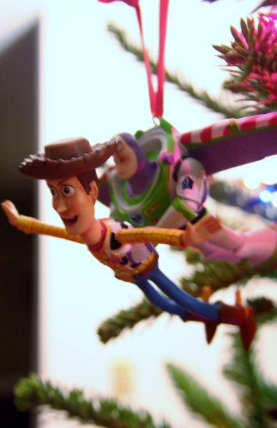 I got this for my husband last year, as he's a big Toy Story fan.