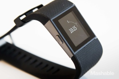 FitbitSurgeFront