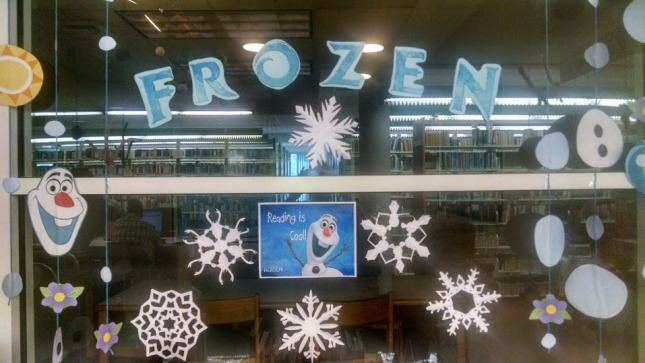frozen display 5
