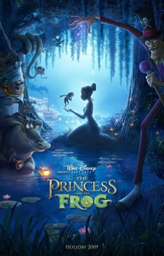 The-Princess-And-The-Frog-Movie-Poster