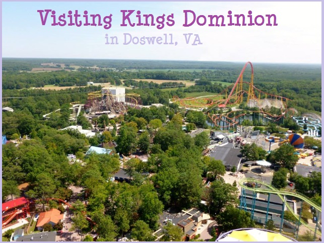 kings dominion visit