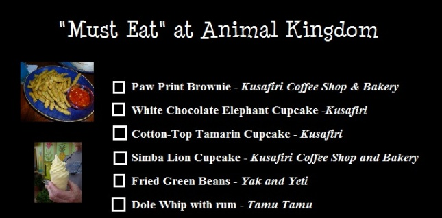 must eat animal kingdom